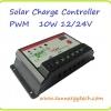 ตัวควบคุมการชาร์จแบตเตอรี่ แบบ PWM ขนาด 20A 12/24V with LED display (B)