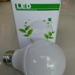 หลอดไฟ LED E27 Bulb ขนาด 5W 12V 4200-4500K PL