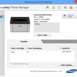 แนะนำเครื่องพิมพ์เลเซอร์ Samsung SL-M2020/2022 ตลับรุ่น MLT-D111