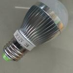 หลอดไฟ LED E27 Bulb ขนาด 3W 12V 6000K AL