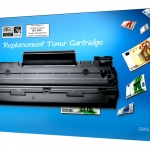 ตลับหมึกเลเซอร์ Samsung CLP-Y300A (Yellow) Compute (Toner Cartridge)