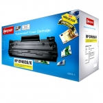 ตลับหมึกเลเซอร์ HP 201A/ 201X, CF402A/ CF402X (Yellow) Compute (Toner Cartridge)