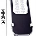 โคมไฟถนน LED Street Light ขนาด 40W 12V Cool White