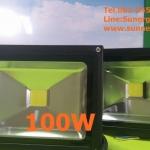 หลอดไฟ LED-FL ขนาด 100W 220V 6000K(3y warranty)TPT