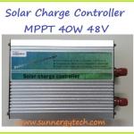 ตัวควบคุมการชาร์จแบตเตอรี่ แบบ MPPT ขนาด 40A 48V CP-04840 (TF)