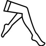 ถุงน่อง / Legging