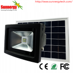 โคมไฟ LED Solar Flood Light ขนาด 6W 12V รุ่น STCLF-TSGS6W1