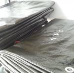 ผ้าใบ รังสิต ปทุมธานี คลุมสินค้า กันฝน กันแดด เคลือบ2ด้าน น้ำหนักเบา ขนาดกว้าง 3หลา x ยาว 6เมตร