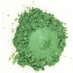 ไมก้า สีเขียว Green Mica