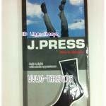 ถุงเท้า J-Press Air สีดำ