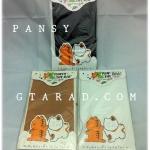 Pansy ถุงน่องเด็ก เต็มตัว Young Stockings สีล้วน