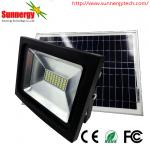 โคมไฟ LED Solar Flood Light ขนาด 20W 12V รุ่น STCLF-TSGS20W1