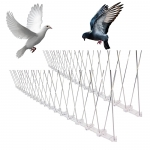 หนามกันนกเกาะ หนามไล่นกรบกวน Bird Spike (Stainless) ยาว 1 เมตร