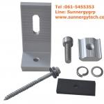 Solar Metal Roof Hook (L) #Metal Sheet