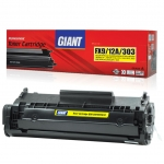 GIANT HP LaserJet All-in-one M1319F ตลับหมึกเลเซอร์ดำ HP รุ่น Q2612A Black