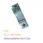 Fuse DC ขนาด 25A 1000V with Box (FEO)