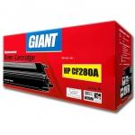 ตลับหมึกเลเซอร์ GIANT HP CF280A (Toner Cartridge)