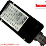 Solar Street Light 12V 50W รุ่น STCLF-LVYSMD50W