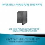 Off-grid pure sine wave inverter 12KW/384VDC/384VAC/50Hz