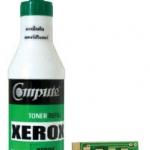 ชุดผงหมึกพร้อมชิป (Refill Toner) For Fuji Xerox CP305 Black