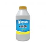 น้ำหมึกเติม (Refill Inkjet) คอมพิวท์ For CANON All model Yellow 1000CC