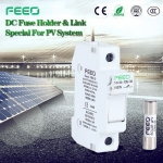 Fuse DC ขนาด 15A 1000V with Box (FEO)