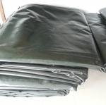 ผ้าใบ คลุมสินค้า กันฝน กันแดด คูนิล่อน อย่างดี ขนาดกว้าง 2m x ยาว 2m