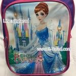 """กระเป๋านักเรียน HighSchool 14x11x4.5"""" สกรีนการ์ตูนดิจิตอล"""