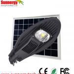 โคมไฟ Solar Street light ขนาด 20W พร้อมแผงโซล่าเซลล์ 15W