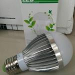 หลอดไฟ LED E27 Bulb ขนาด 5W 12V 6000K AL