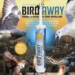 เจลไล่นก Avithor Bird Away เจลคุณภาพสูงจาก Ensystex USA ไล่นกได้นาน 2 ปี