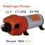 โซล่าปั๊ม ชนิดไดอะแฟรม (Diaphragm) ขนาด 17LPM 12VDC 6A 40PSI thumbnail 1