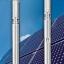 HYBRID AC/DC SOLAR PUMP รุ่น 5SP10/5SP15 2-3HP 2.1-3KW thumbnail 1