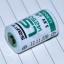 แบตเตอรี่ลิเธียม SAFT LS14250 1/2 AA 3.6V PLC CNC Lithium Primary Battery TM-305U, TM-306U