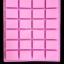แม่พิมพ์ซิลิโคน สี่เหลี่ยม 4*3*1cm 15-20g thumbnail 1