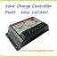 ตัวควบคุมการชาร์จแบตเตอรี่ แบบ PWM ขนาด 10A 12/24V with LED display (B) thumbnail 1