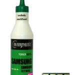 ผงหมึกเติม Samsung CLT-M407S คอมพิวท์ Refill Toner (Magenta)