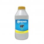 น้ำหมึกเติม (Refill Inkjet) คอมพิวท์ For HP All model Yellow 1000CC