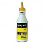 ผงหมึกเติม BROTHER TN-3320,3350,750 คอมพิวท์ (Refill Toner)