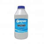 น้ำหมึกเติม (Refill Inkjet) คอมพิวท์ For BROTHER All model Cyan 1000CC