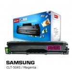 ตลับหมึกเลเซอร์สีแดง Samsung CLT-M504S (Magenta) Compute Toner Cartridge
