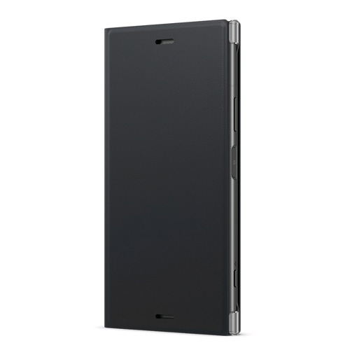 the latest 383ff 68bb6 เคส Sony Style Cover Stand SCSG50 สำหรับ Xperia™ XZ1 - สีดำ